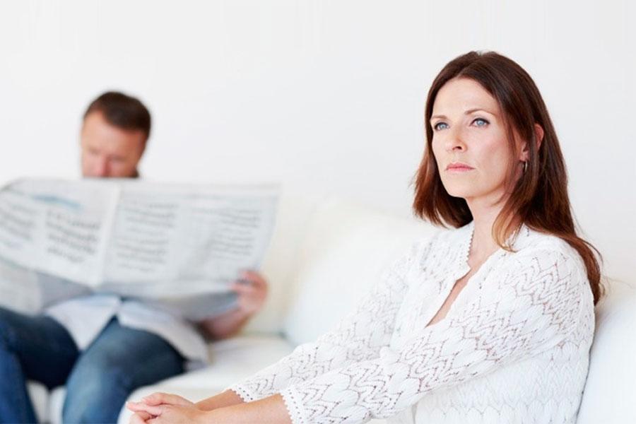 муж раздражает